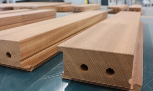 houten raamkozijn
